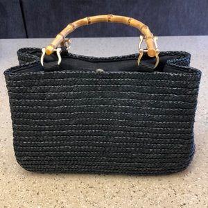Handbags - Straw purse
